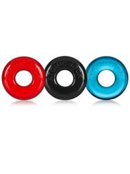 Ringer 3-Pack Of Do-Nut-1 - Multicolor