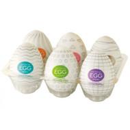 Tenga Variety Pack of 6 Easy Beat Eggs
