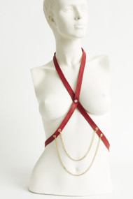 Scarlet Body Harness