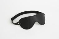 Plush Fur Lined Blindfold Aviator Velcro