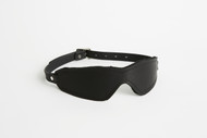 Buckle Fastened Leather Blindfold