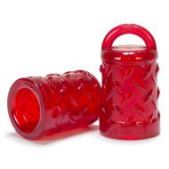 Gripper Nipple Sucker - Red