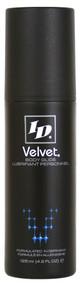ID Lube Velvet Premium Silicone - 125ml