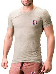 T-Shirt Alvin - Army