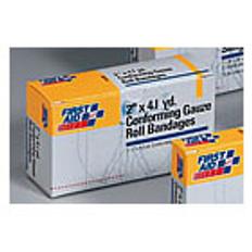 "2"" Conforming Gauze Roll Bandage (2 p/Box)"