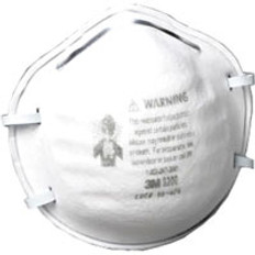 3M 8200 N95 Standard Respirator (20 per box)