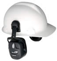 Bilsum Thunder T3H NRR 27 Ear Muff Hard Hat Mount