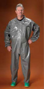 Chemmax 3 Coverall with Elastic Wrists and Ankles (6 per case)
