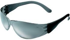 MCR Crews #CL117 Checklite Safety Eyewear w/ Silver Mirror Lens
