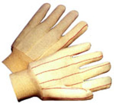 Double Palm Cotton/Polyester (Polychord) Glove (SOLD BY THE PAIR)