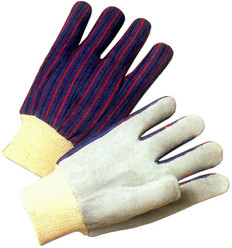 Economy Leather Palm with Knit Wrist (BY THE PAIR)