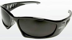 Edge #SB116 Baretti Safety Eyewear w/ Smoke Lens
