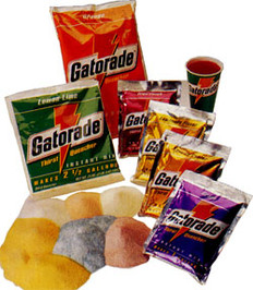 Gatorade Instant Powder, 1 Gallon (40 per case) Orange