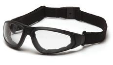 Pyramex #GB4010ST XSG Safety Eyewear w/ Clear Lens