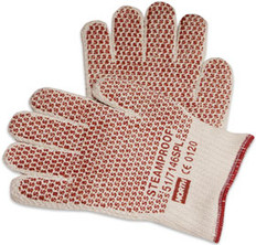 North Grip N® Hot Mill - Nitrile Coated Gloves (Pair)