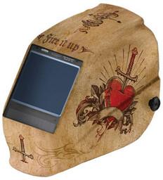 Jackson Halox W60 Truesight Welding Helmet Tattoo