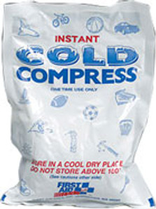 "Instant Cold Compress 6"" X 9"""