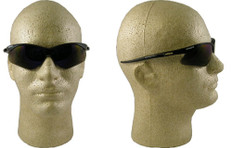 Jackson #19808 Nemesis Safety Eyewear w/ Blue Mirror Lens