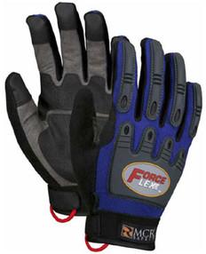 MCR Force Flex Gloves - Blue