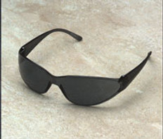 ERB #15280 Boas Safety Eyewear w/ Smoke Lens