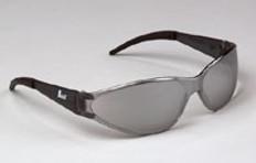 ERB #15282 Boas Safety Eyewear w/ Silver Mirror Lens