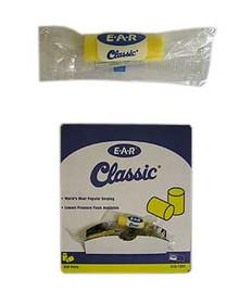 E-A.-R Classic Ear Plugs w/Cords (200 ct.)