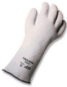 Ansell Edmont Crusader 14 inch glove (Pair)