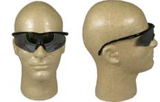 Edge #DB117 Banraj Safety Eyewear w/ Silver Mirror Lens