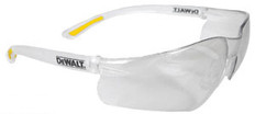 Dewalt #DPG52-11 Contractor Pro Safety Eyewear w/ Fog Free Clear Lens