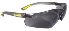 Dewalt #DPG52-2 Contractor Pro Safety Eyewear w/ Smoke Lens
