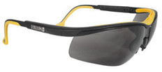Dewalt #DPG55-2 Dual Injected Safety Eyewear w/ Smoke Lens