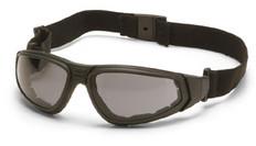 Pyramex #GB4020ST XSG Safety Eyewear w/ Smoke Lens