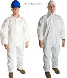 Promax II SMS Coveralls w/ Elastic Wrists and Ankles (25 per case)