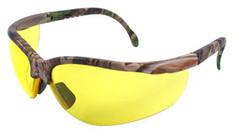 Radians #JR4H40ID Radians Realtree Safety Eyewear w/ Amber Lens
