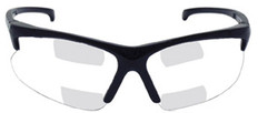 Smith and Wesson #OL3006CDS2.5i 30.06 Dual Reader Safety Eyewear w/ 2.5 Clear Lens