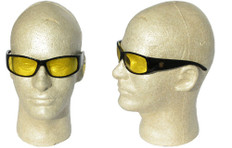 Smith and Wesson #3016314 Elite Safety Eyewear w/ Amber Lens