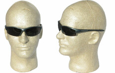 Smith and Wesson #3016308 Equalizer Safety Eyewear w/ Fog Free Smoke Lens