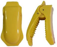 ERB #15642 Safety Helmet Eyewear Clips Yellow