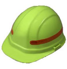 ERB #15966 Safety Helmet Wrap Around Reflective Sticker - Orange