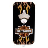 Harley Davidson Magnetic Bottle Opener