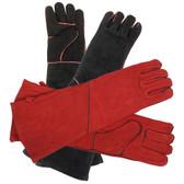 Black Hearth Gloves