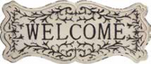 """WELCOME "" Sign"