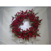 Berry Wreath 22 inch