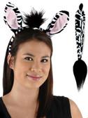 Zebra Costume Kit