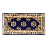 Large Blue Oriental Rectangular Rug