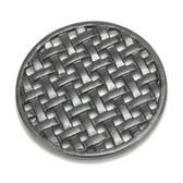 Round Cast Iron Lattice Trivet