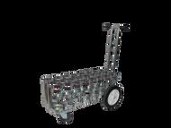 "Oxygen Cylinder Cart Holds 24 M6 (3.20""DIA) Oxygen Cylinders (2080)"