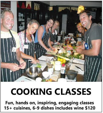 cooking classes fun hands on at spice bazaar come taste the world