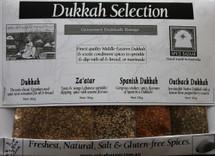Dukkah Spice Set (4 x 30-36g)