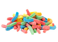 Sour Neon Worms